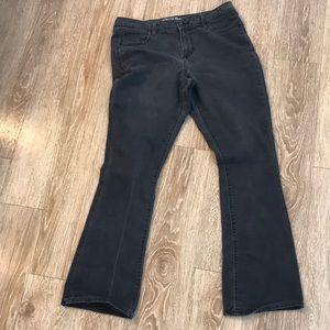 Rockstar faded black jeans